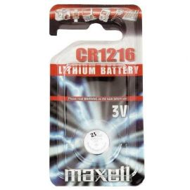 Maxell CR1216 Coin Cell Battery | 1 Pack