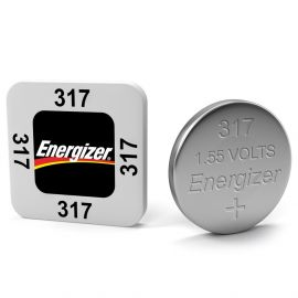 Energizer 317 SR516SW Watch Battery | 1 Pack