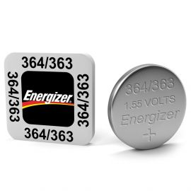Energizer 364-363 AG1 SR621SW Watch Battery | 1 Pack