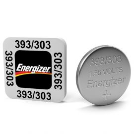 Energizer 393/309 AG5 SR754W Watch Battery | 1 Pack