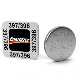 Energizer 397-396 AG2 SR726SW Watch Battery | 1 Pack