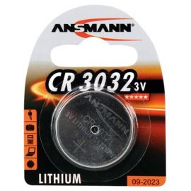 Ansmann CR3032 Lithium Coin Cell Battery | 1 Pack