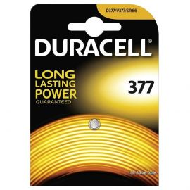 Duracell D377/376 Button Cell Watch Battery | 1 Pack
