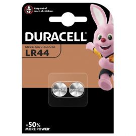 Duracell LR44 A76 V13GA Button Cell Batteries | 2 Pack