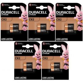Duracell Lithium CR2 Battery | 10 Bulk Pack