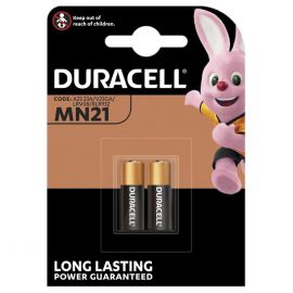 Duracell MN21 A23 LRV08 Batteries | 2 Pack