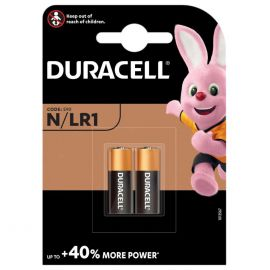 Duracell N MN9100 LR1 Batteries | 2 Pack