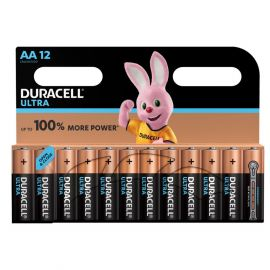 Duracell Ultra AA LR6 Batteries | 12 Pack