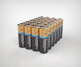 Duracell Ultra AA LR6 Batteries | 24 Bulk Pack