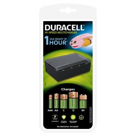 Duracell 1 Hour Multi Battery Charger CEF22