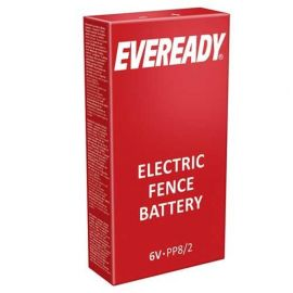 Eveready PP8/2 Electric Fence Battery | 1 Pack