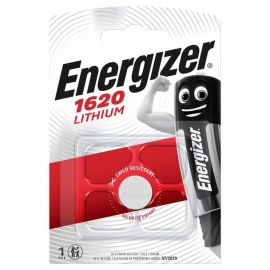 Energizer CR1620 Lithium Coin Cell Battery | 1 Pack
