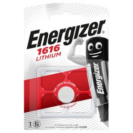 Energizer CR1616 L28 Coin Cell Lithium Battery | 1 Pack
