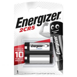 Energizer 245 2CR5 Lithium Camera Battery | 1 Pack