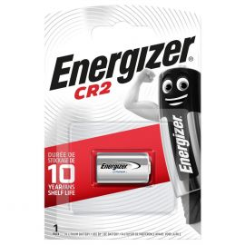Energizer CR2 Lithium Battery | 1 Pack