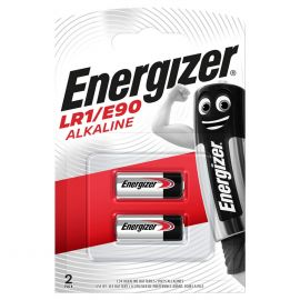 Energizer N LR1 MN9100 Batteries | 2 Pack
