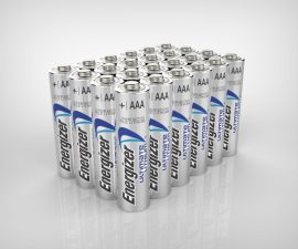 Energizer Ultimate Lithium AAA LR03 Batteries | 24 Bulk Pack