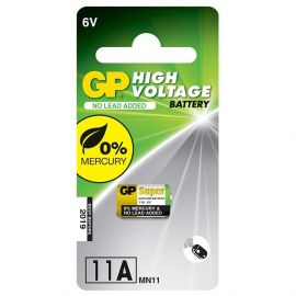 GP A11 11A Battery | 1 Pack