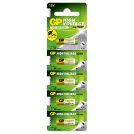 GP 27A A27 MN27 Batteries | 5 Pack