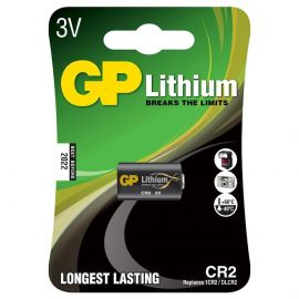 GP CR2 Lithium Photo Battery | 1 Pack