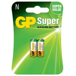 GP Super Alkaline N LR1 Batteries | 2 Pack