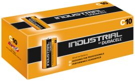 Duracell Industrial (Procell) C LR14 Batteries | 10 Pack