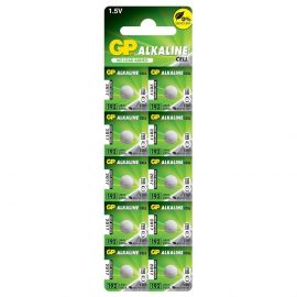 GP LR41 192 Button Cell Batteries | 10 Pack