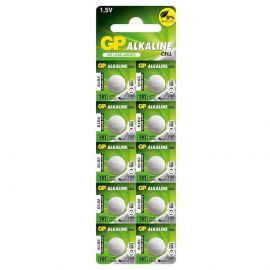 GP LR55 191 Button Cell Batteries | 10 Pack