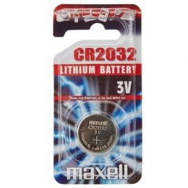 Maxell CR2032 Coin Cell Battery | 1 Pack
