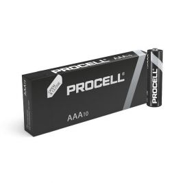 Duracell Procell AAA ID2400 LR03 Batteries | 10 Pack