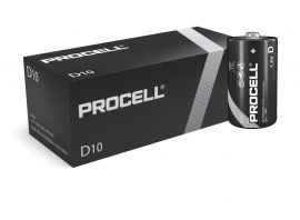Duracell Procell D LR20 ID1300 Batteries | 10 Pack