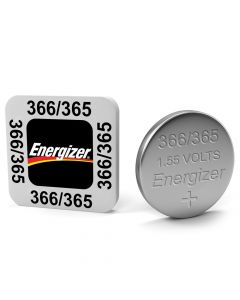 Energizer 365-366 SR1116W Watch Battery | 1 Pack