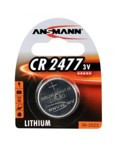 Ansmann CR2477 Lithium Coin Cell  Battery |1 Pack