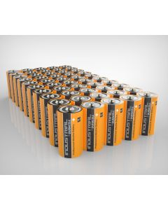 Duracell Industrial (Procell) C LR14 Batteries | 50 Bulk Pack