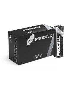 Duracell Procell AA LR6 ID1500 Batteries | 10 Pack
