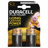 Duracell Plus Power C LR14 Batteries | 2 Pack